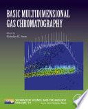 Basic Multidimensional Gas Chromatography Book PDF