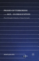 Phases of Terrorism in the Age of Globalization Pdf/ePub eBook