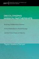 Pdf Decolonizing Mission Partnerships Telecharger