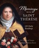 Mornings with Saint Therese [Pdf/ePub] eBook