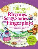 Libro Bilingue de Rimas, Canciones, Cuentos Y Juegos