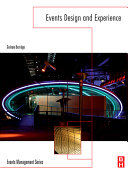 Events Design And Experience Book PDF