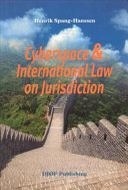 Cyberspace   International Law on Jurisdiction