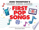 First Pop Songs (Songbook)