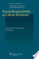 Social Responsibility in Labour Relations