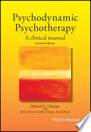 """Psychodynamic Psychotherapy: A Clinical Manual"" by Deborah L. Cabaniss, Sabrina Cherry, Carolyn J. Douglas, Anna R. Schwartz"