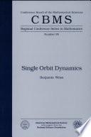 Single Orbit Dynamics Book