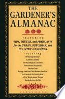 The Gardener's Almanac