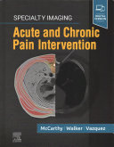 Specialty Imaging  Acute and Chronic Pain Intervention