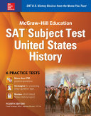 McGraw-Hill Education SAT Subject Test US History 4th Ed Pdf/ePub eBook