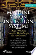 Machine Vision Inspection Systems Book