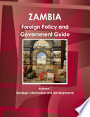 Zambia Foreign Policy And Government Guide