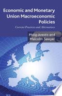 Economic and Monetary Union Macroeconomic Policies
