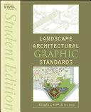 Landscape Architectural Graphic Standards