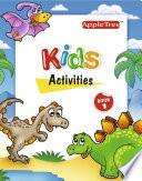 KIDS ACTIVITY BOOK 1