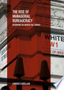 The Rise of Managerial Bureaucracy