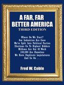 Pdf A Far, Far Better America