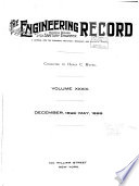 Engineering Record, Building Record and Sanitary Engineer