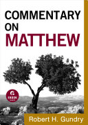 Commentary on Matthew (Commentary on the New Testament Book #1) Pdf/ePub eBook