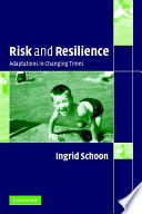 Risk and Resilience