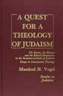 A Quest for a Theology of Judaism