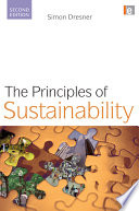 The Principles of Sustainability Book PDF