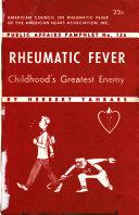 Rheumatic Fever Book