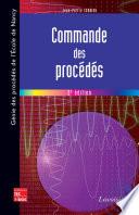 Commande des proc  d  s  3e ed   Book