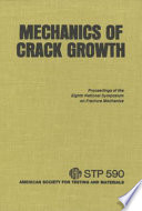 Mechanics of Crack Growth Book