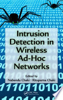 Intrusion Detection in Wireless Ad Hoc Networks Book
