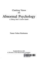 Clashing Views on Abnormal Psychology