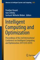 Intelligent Computing and Optimization