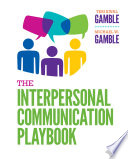 The Interpersonal Communication Playbook Book PDF