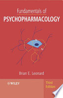 Cover of Fundamentals of Psychopharmacology
