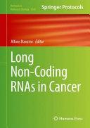 Long Non-Coding RNAs in Cancer