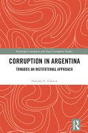 Pdf Corruption in Argentina Telecharger