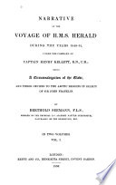 Narrative Of The Voyage Of H M S Herald During The Years 1845 1851 Under The Command Of Captain Henry Kellett