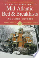 The Annual Directory of Mid-Atlantic Bed & Breakfasts