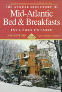 The Annual Directory of Mid Atlantic Bed   Breakfasts