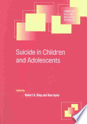 Suicide in Children and Adolescents