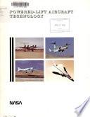 Powered lift Aircraft Technology