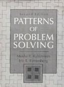 Patterns of Problem Solving