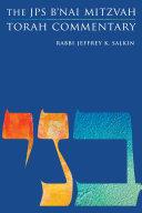 JPS B'nai Mitzvah Torah Commentary Pdf/ePub eBook