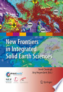 New Frontiers In Integrated Solid Earth Sciences Book PDF