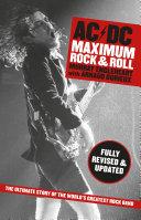 AC/DC: Maximum Rock N Roll
