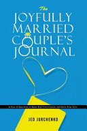 The Joyfully Married Couple s Journal