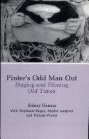 Pdf Pinter's Odd Man Out