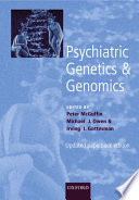 Psychiatric Genetics and Genomics Book