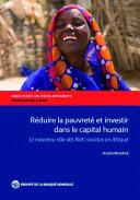 Réduire la pauvreté et investir dans le capital humain