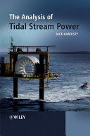 The Analysis of Tidal Stream Power Pdf/ePub eBook
